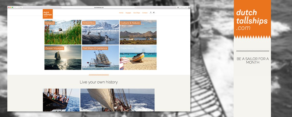 Dutch Tall Ships ( Bark Europa & Oosterschelde )