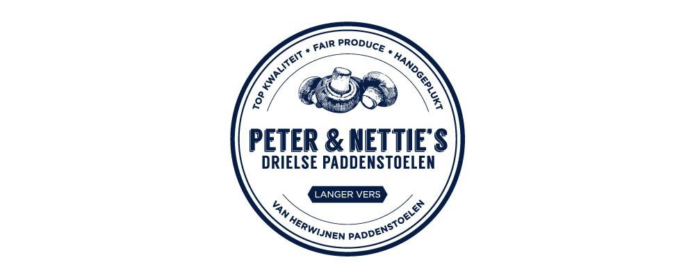 Peter en Nettie's Drielse Paddenstoelen.