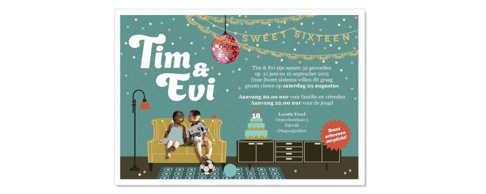 Tim & Evi