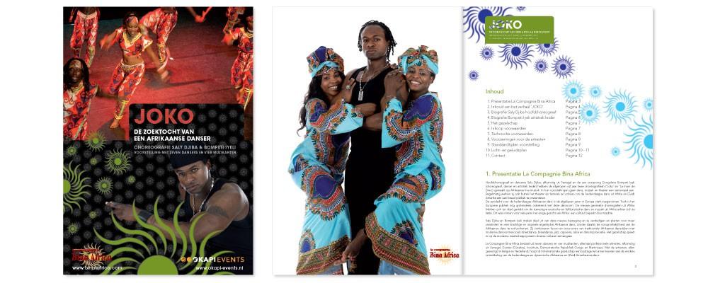 La Compagnie Bina africa